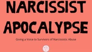 Narcissist Apocalypse Home Page